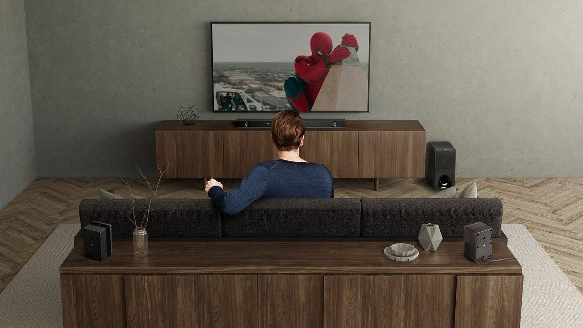 Sony Ht Z9f Soundbar