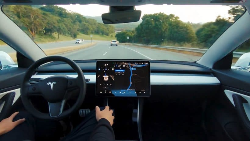 Older Teslas could get self-driving-capable chip this year: Elon Musk