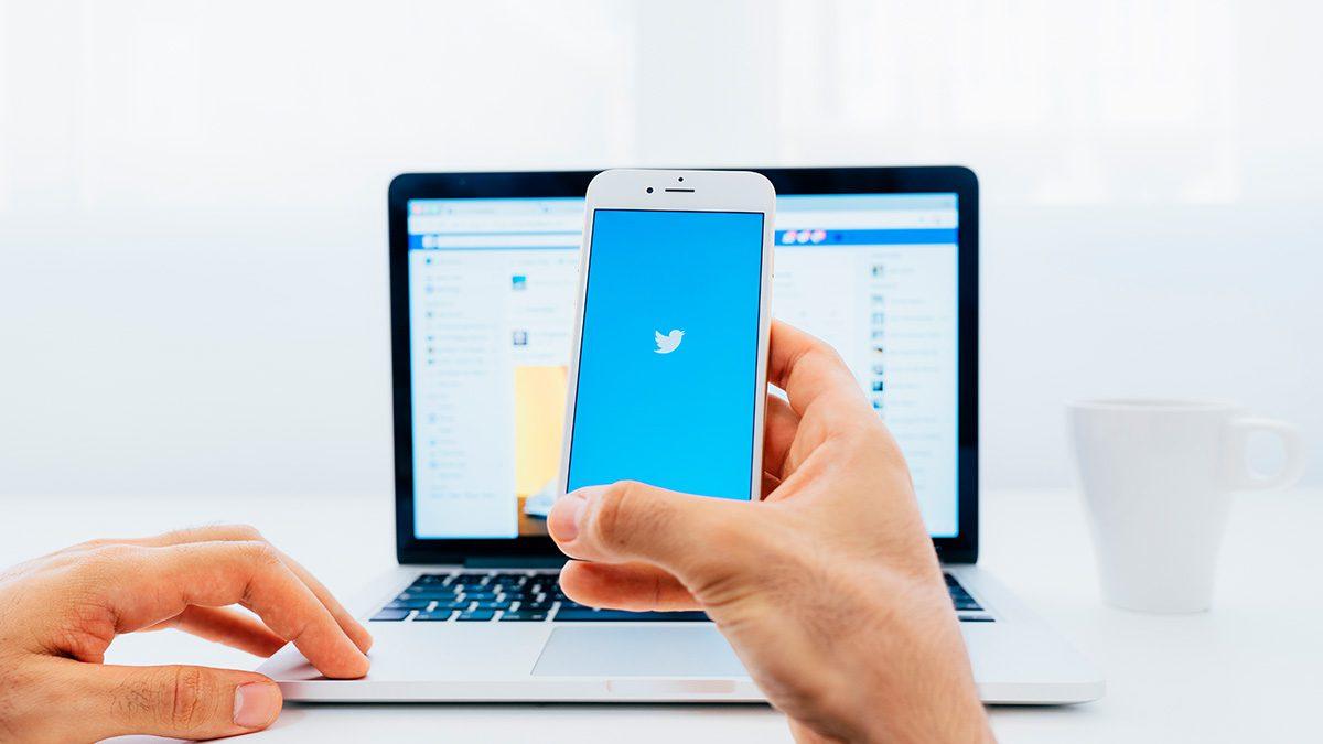 Twitter App Using