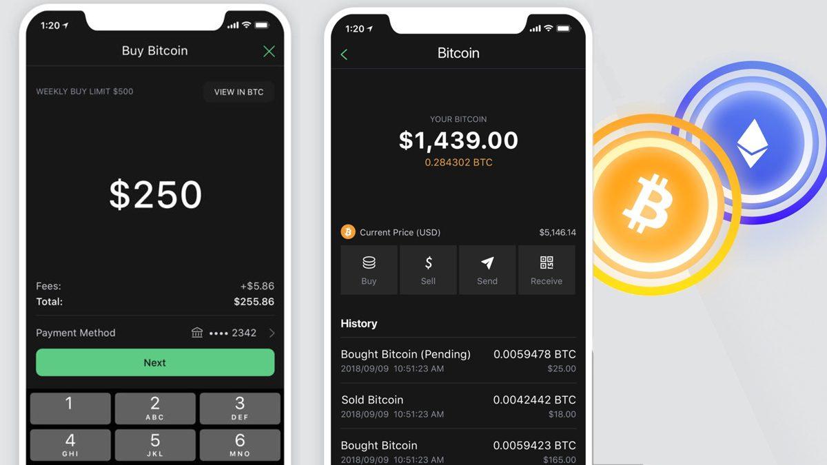 tZero Crypto App