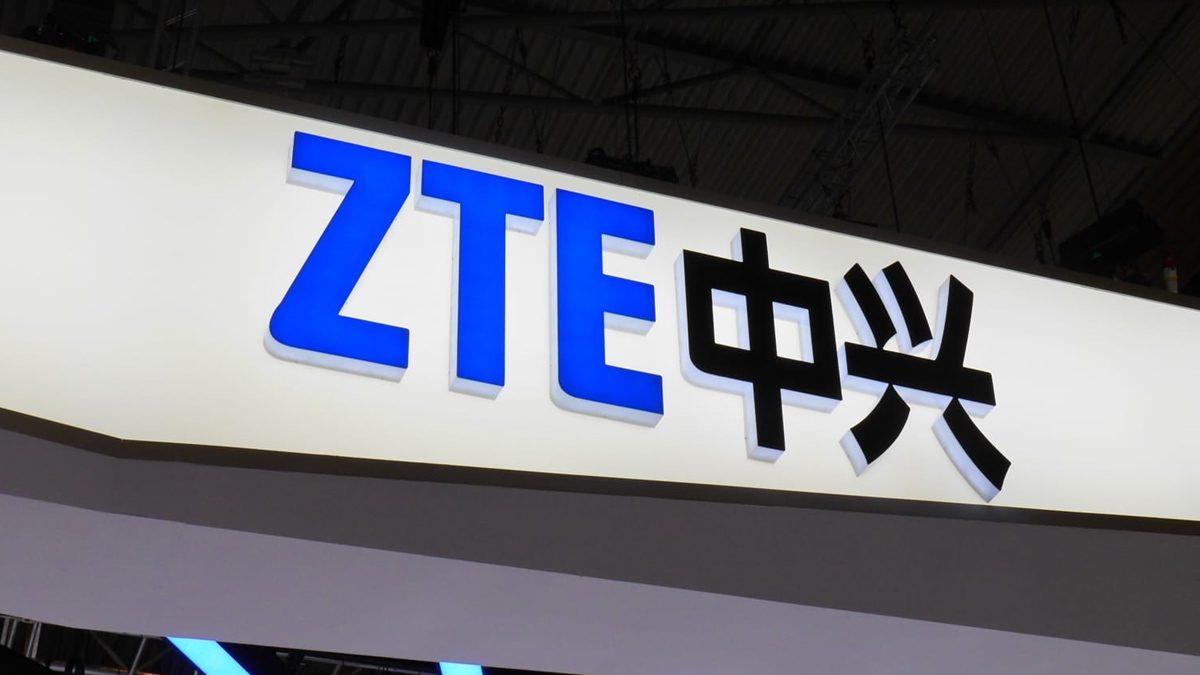 ZTE Company Brand