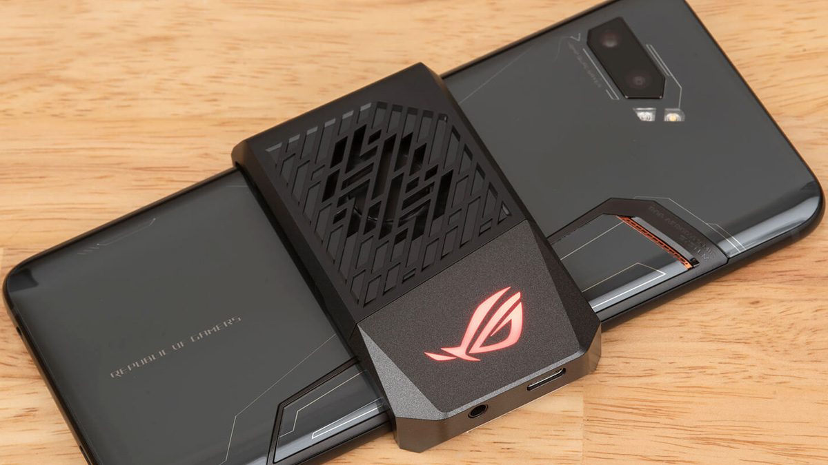 Asus ROG Phone 2 Gaming Smartphone