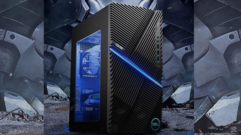 Dell G5 Smart Gaming Desktop