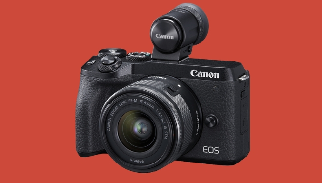 EOS M6 Mark II Camera