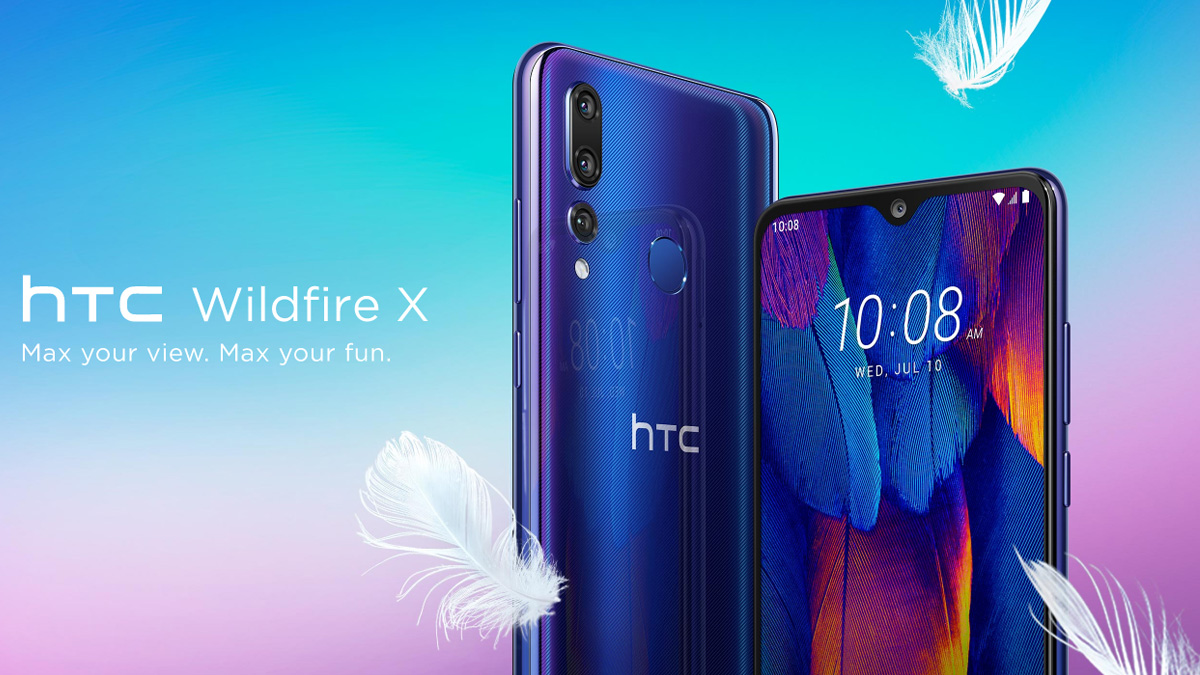 HTC Wildfire X Smartphone