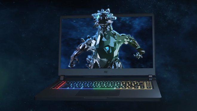 Internal Gaming Laptop