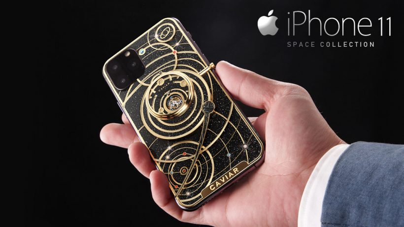 iPhone 11 from Caviar