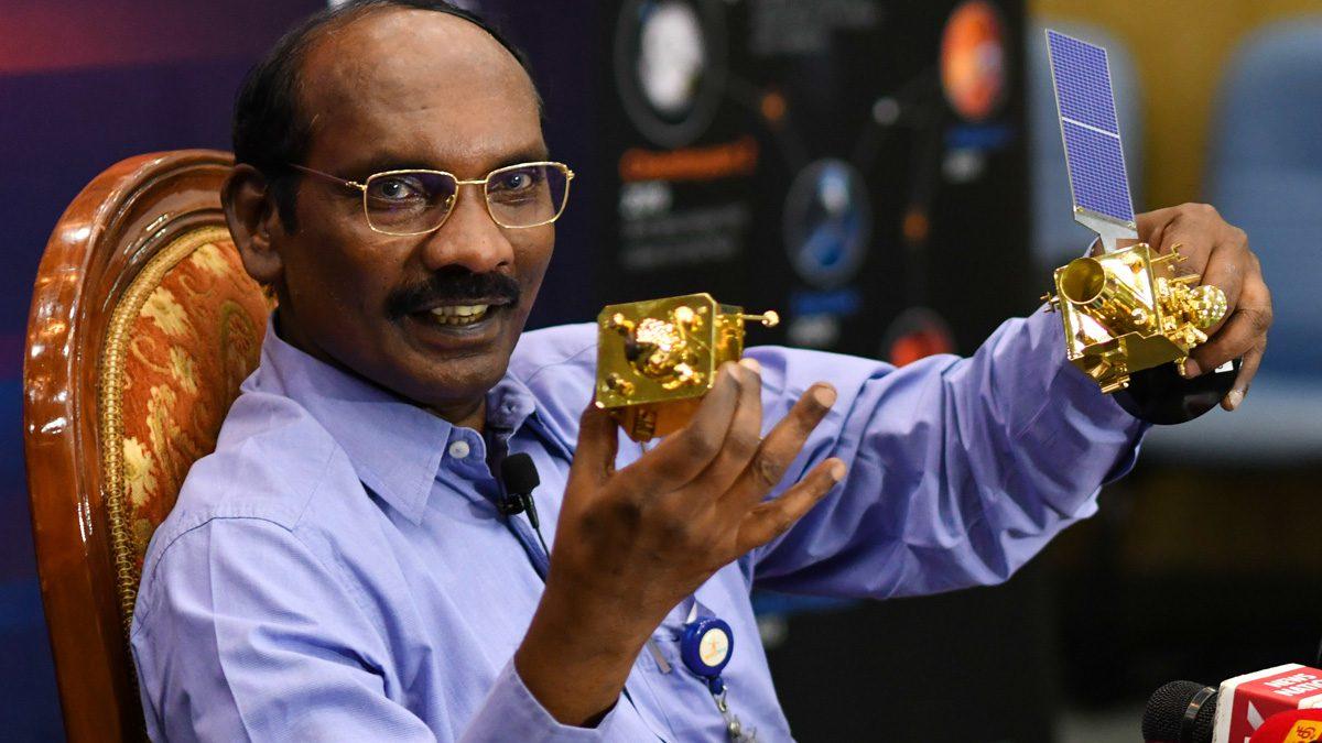 ISRO Chairman Sivan