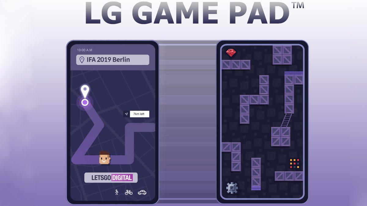 LG Game Pad