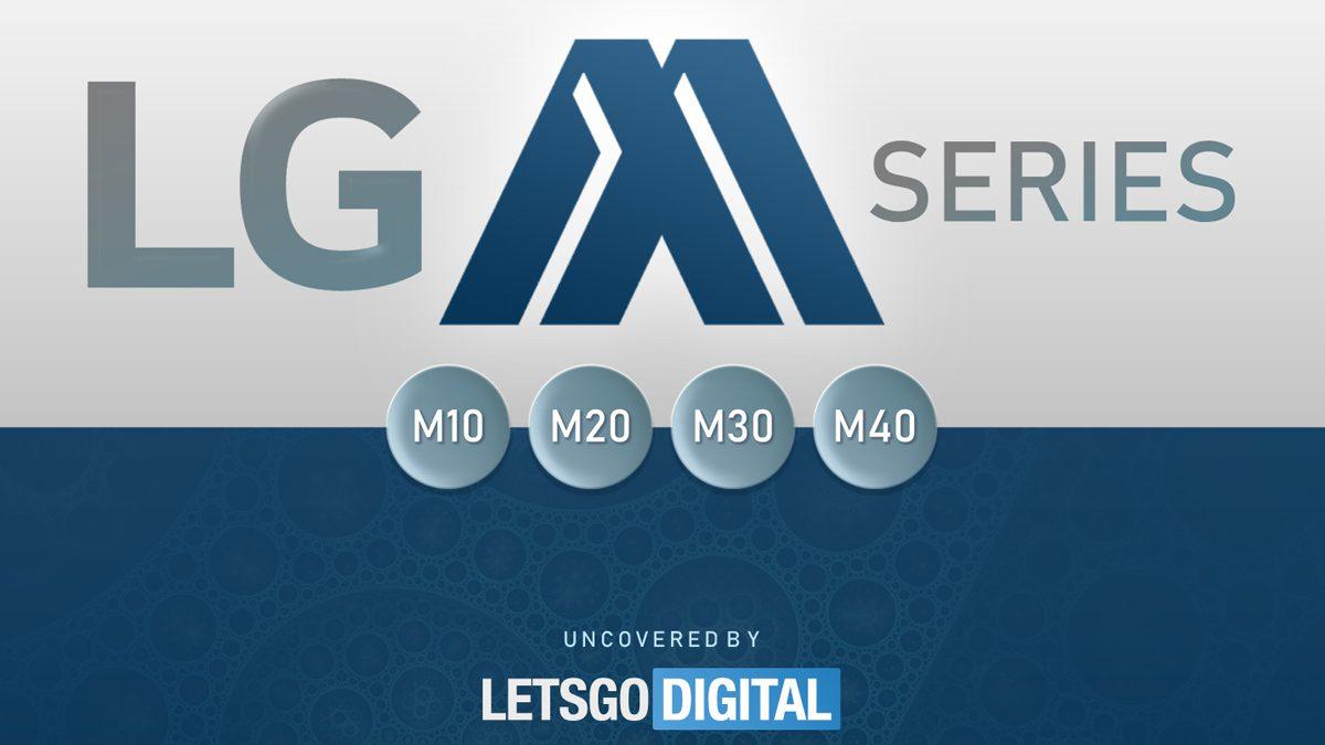 LG M-Series Smartphones