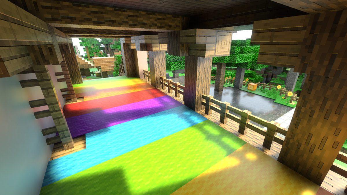 Rtx Minecraft