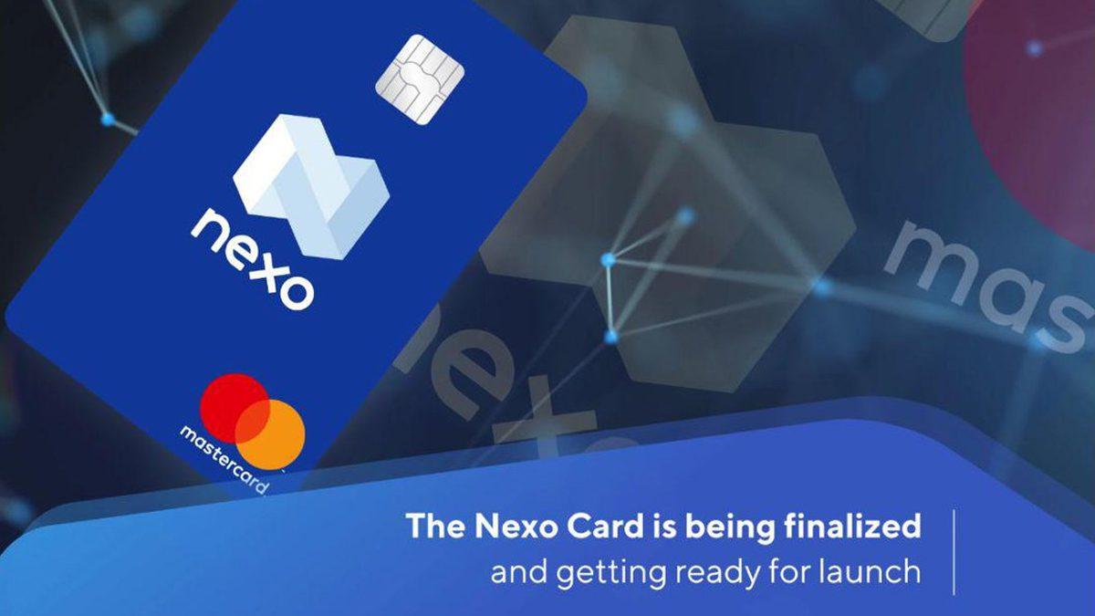 Nexo Mastercard