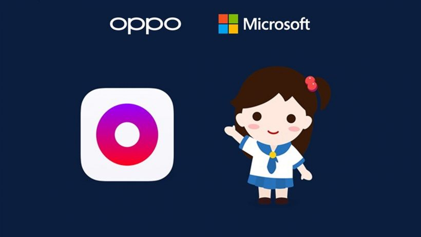 Oppo Breeno Voice to support Microsoft Xiao Bing for best AI