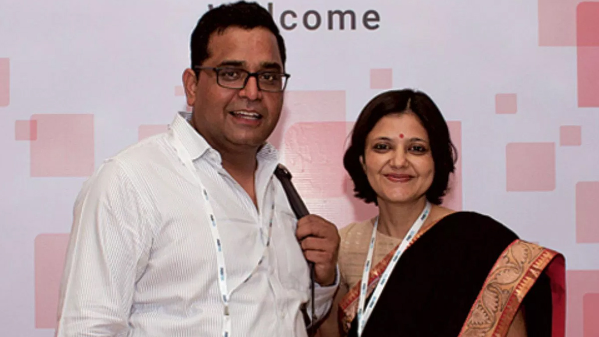 Paytm Partners SHEROES