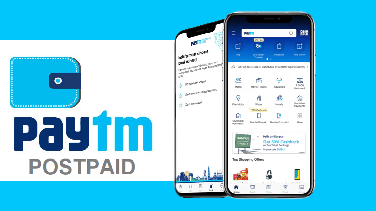 Paytm Postpaid Disabled