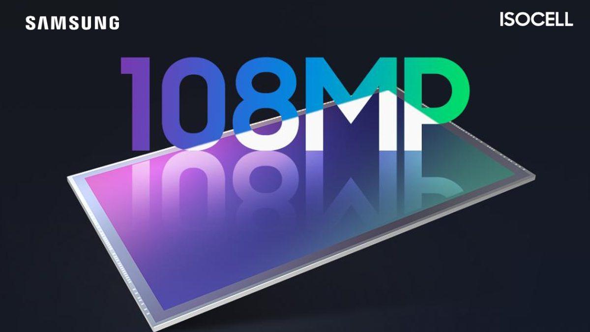 Samsung 108 MP Image Sensor