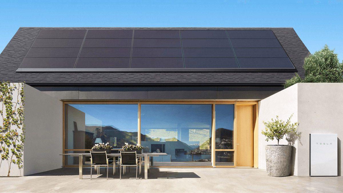 Tesla Solar Rental Service