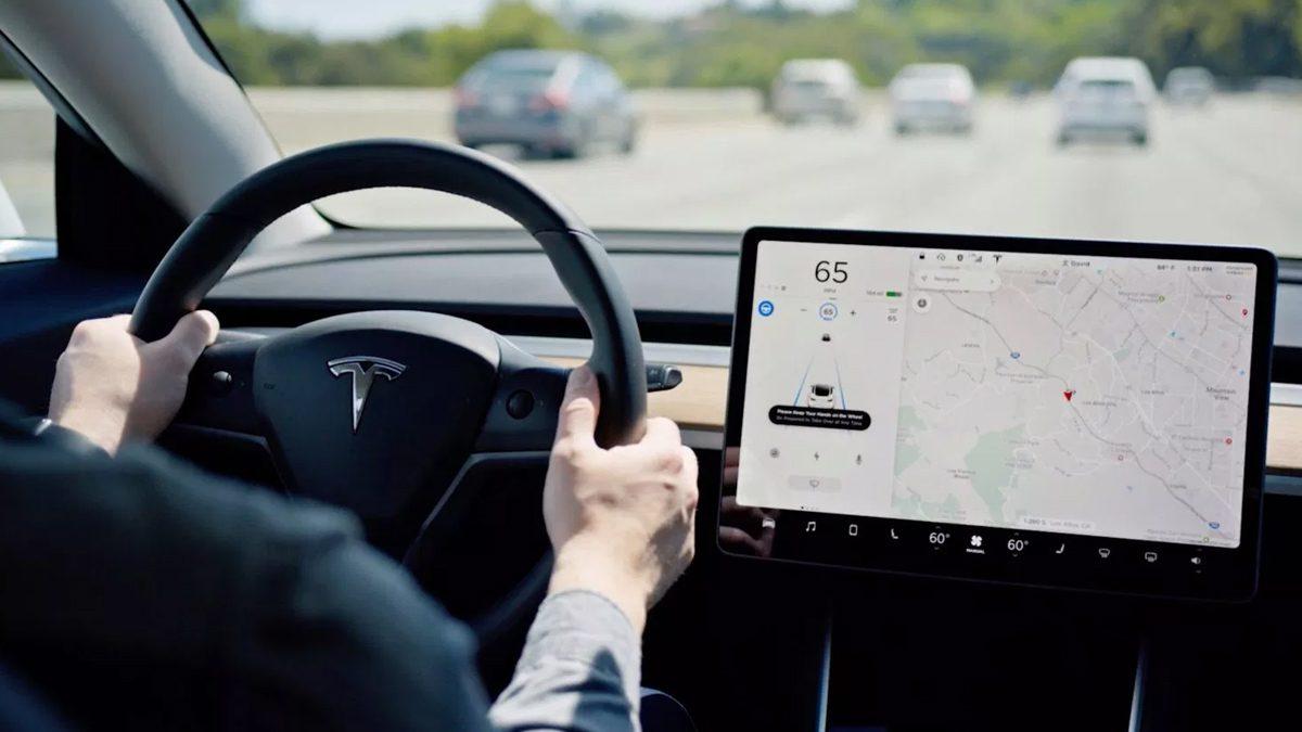 Tesla V10 Software