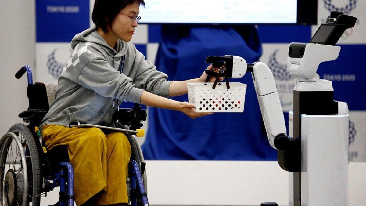 Toyota AI Robots