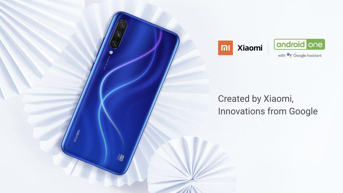 Xiaomi Mi A3 Smartphone