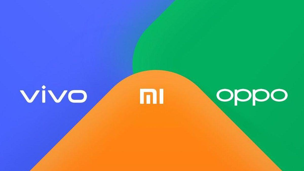 Xiaomi OPPO Vivo Alliance