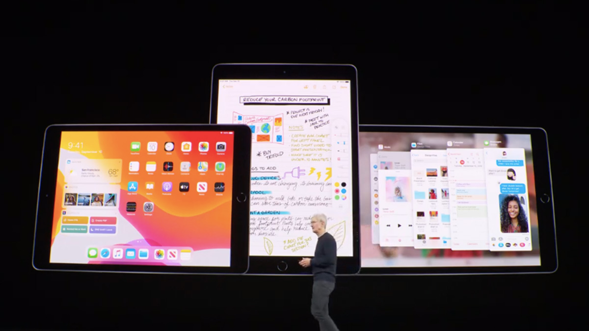 Apple-iPad 2019