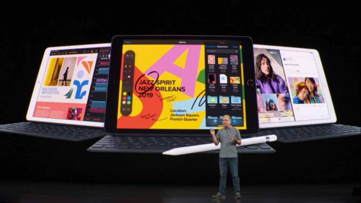 Apple iPad 2019