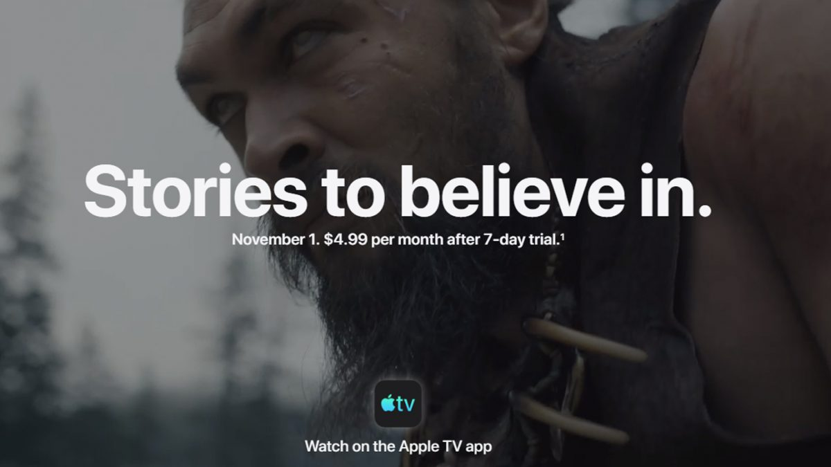 Apple TV Plus Free Trial