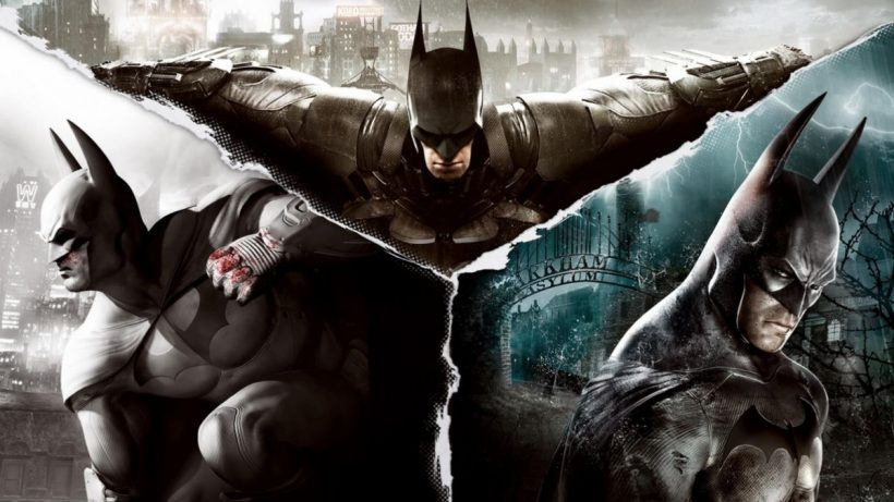 Batman Arkham Free Epic Games