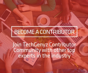 Become TechGenyz Contributor