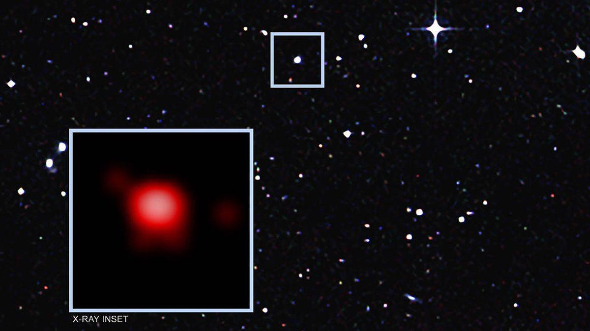 Black Hole GSN 69