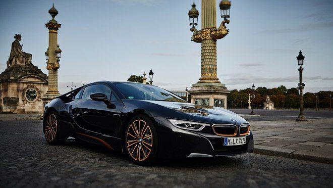 BMW i8 Ultimate Car