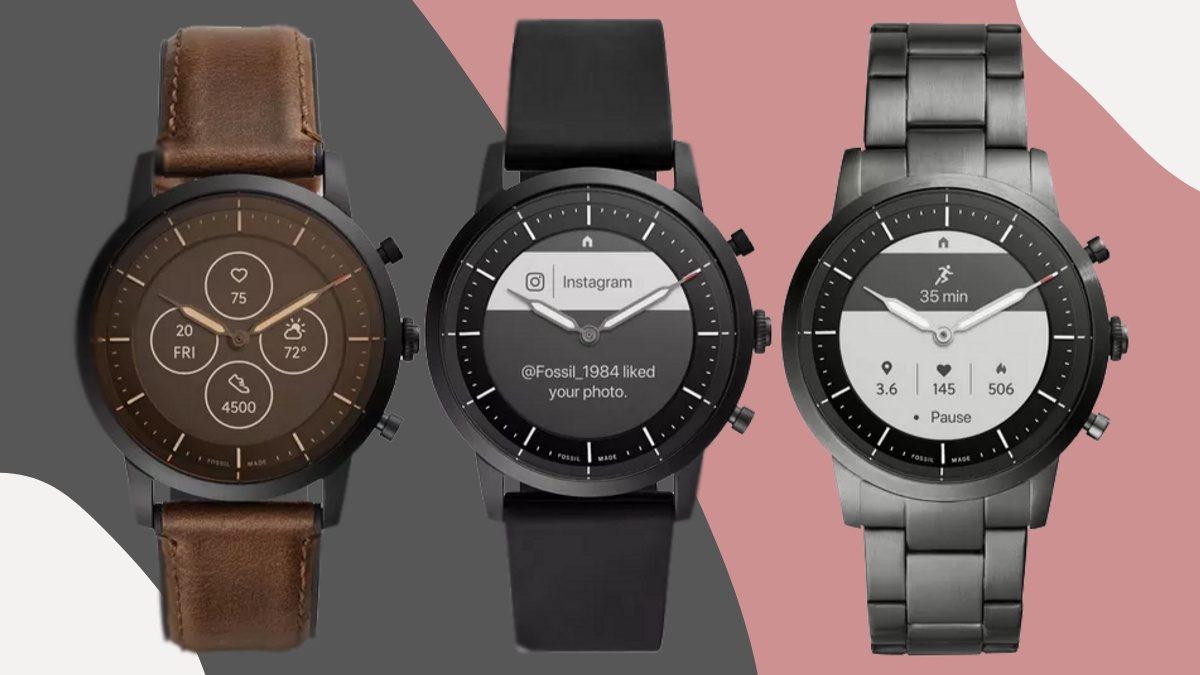 Fossil Collider Hybrid Smartwatch