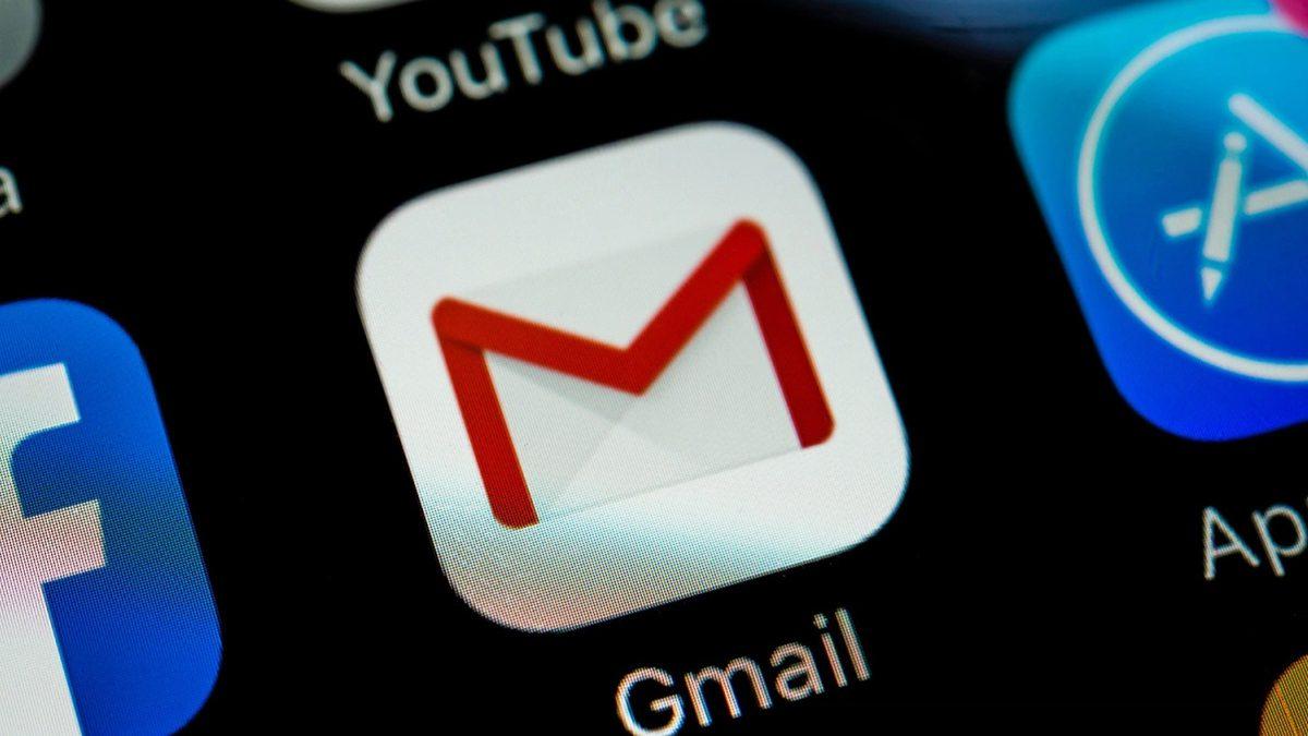 Google Gmail Dark Mode