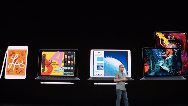 New iPad 2019