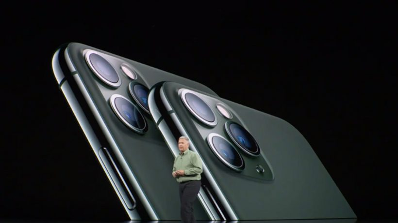 iPhone 11 Pro iPhone 11 Max