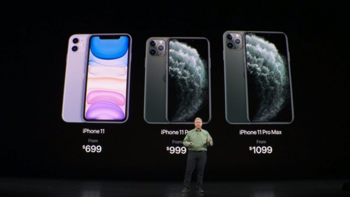 iPhone 11 Series Launched