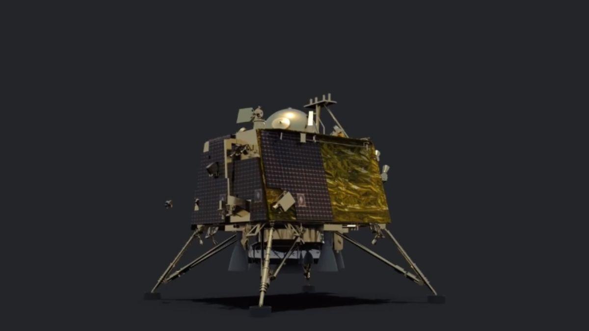 ISRO's Chandrayaan 2 Vikram Lander Landing
