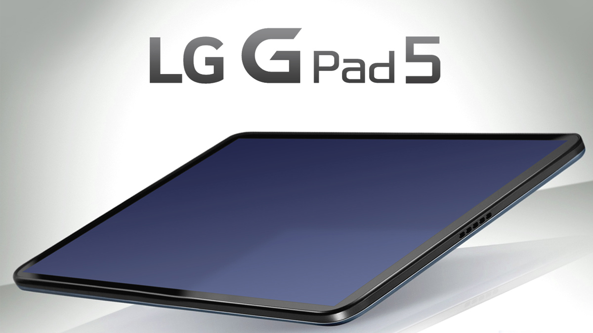 LG G Pad 5 Android Tablet