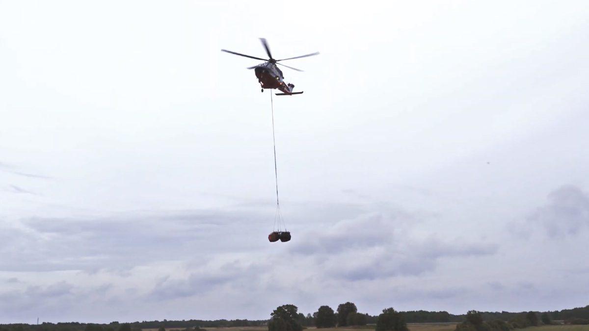 Milrem Robotics Air Transportability
