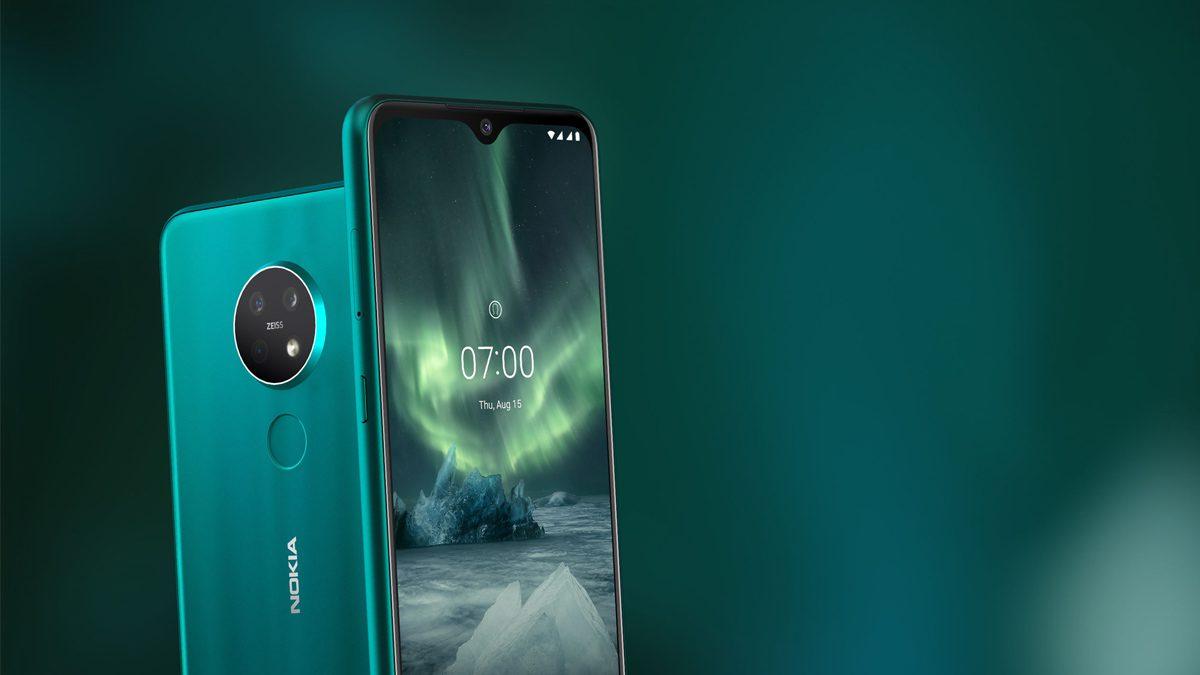Nokia 7.2 India