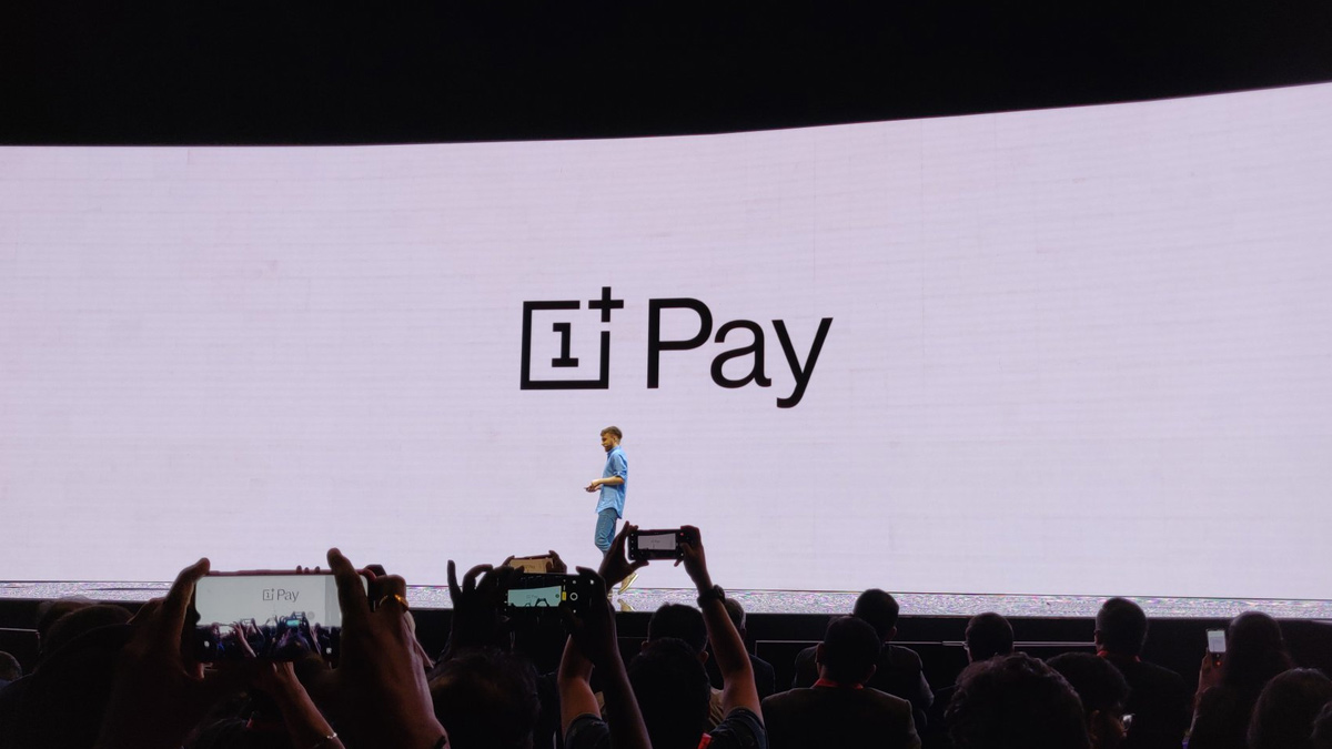 OnePlus Pay Digital Wallet