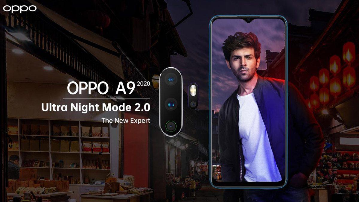 Oppo A9 2020 Smartphone