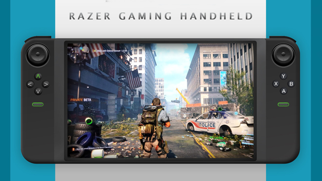 Razer Handheld