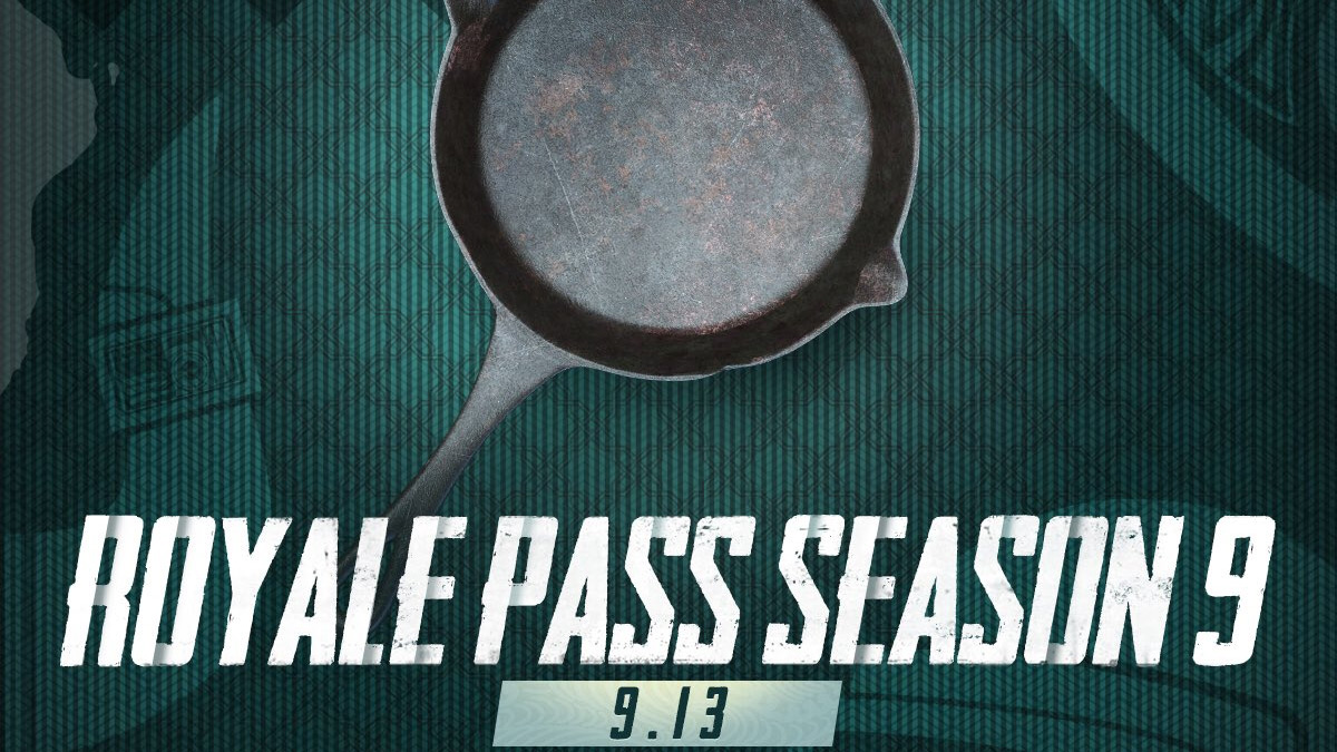 Royale Pass Season 9