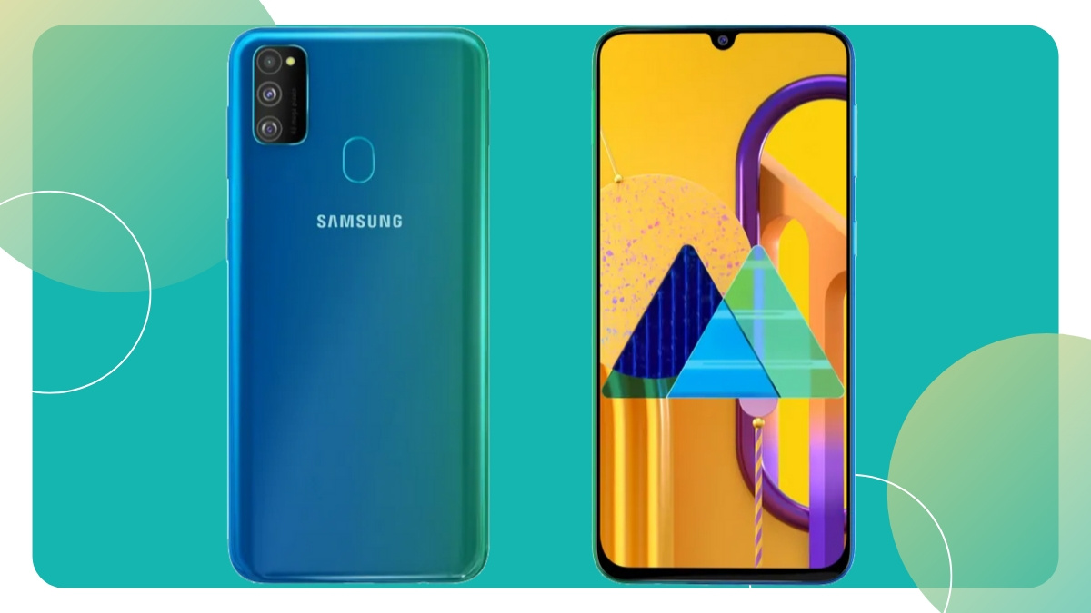 Samsung Galaxy M10s and M30s