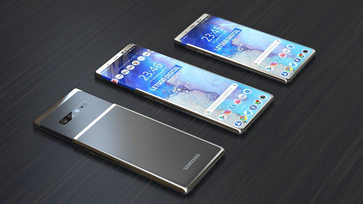 Samsung Galaxy S11 Plus Smartphone