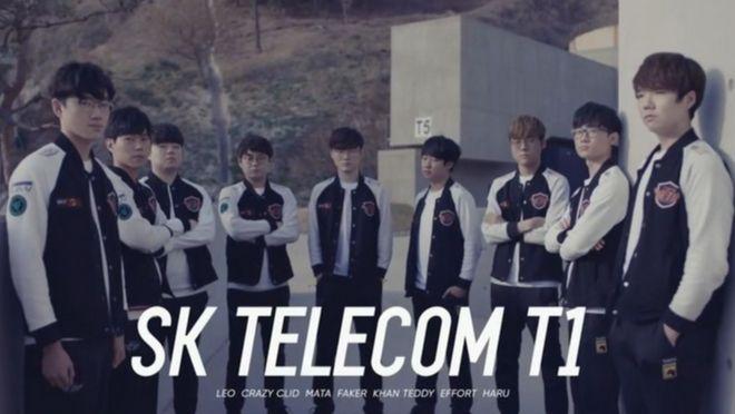 SK Telecom T1 Team