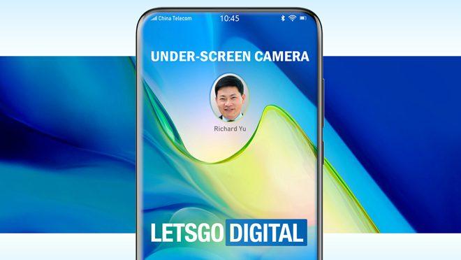 Under Screen Camera