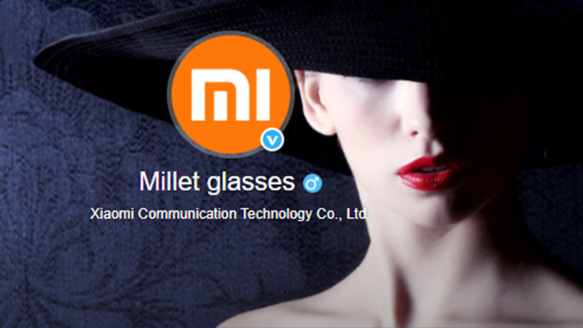 Xiaomi EyeGlasses